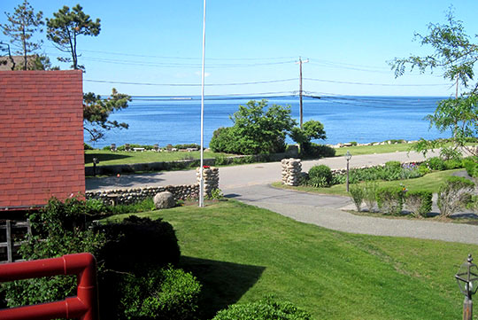 Rockport Ocean View Rental