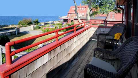 Enjoy The Ocean View From Your Deck at Gully Point at The Seaward