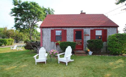 Our Cottage Rental in Rockport - Spruce Cottage
