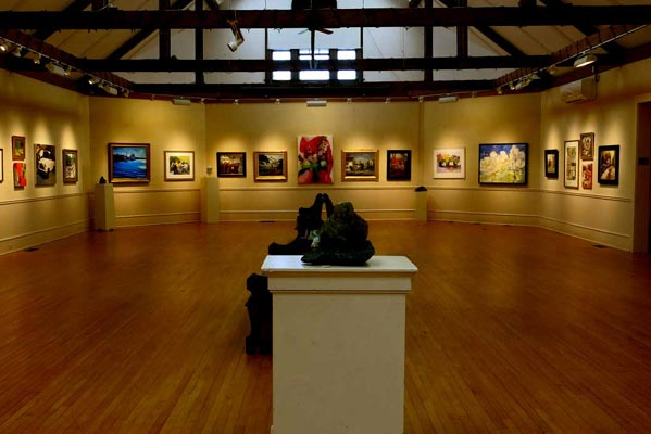 The Rockport Art Association is a Favorite Rockport Attraction
