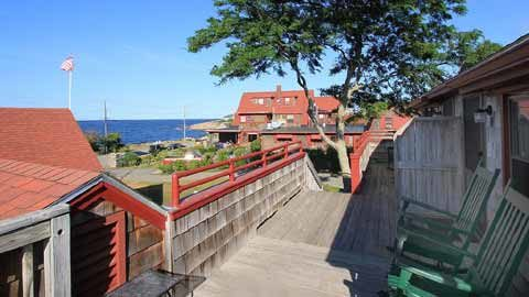 Loblolly Cove Vacation Rental at The Seaward in Rockport Massachusetts
