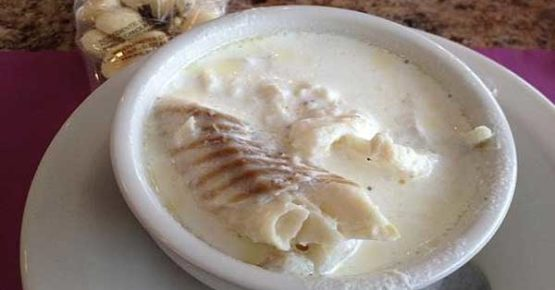 World Famous Rockport Haddock Chowder