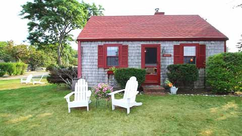 Rockport Cottage Rental At Our Vacation Property
