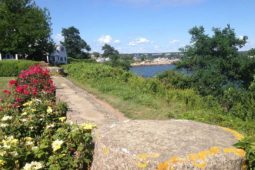 The Gardens At The Seaward in Rockport Massachusetts
