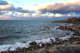 Enjoy An Oceanside Stroll At The Seaward